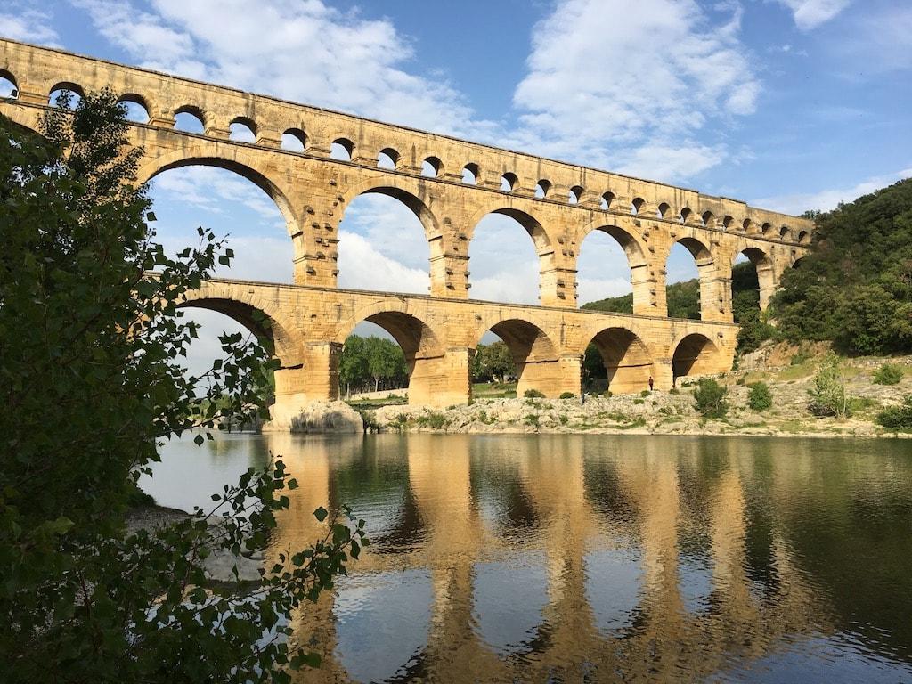 Le Pont du Gard, tourisme en Cévennes
